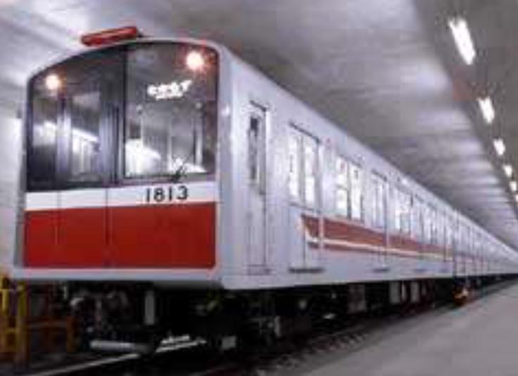 大阪市営地下鉄車体広告