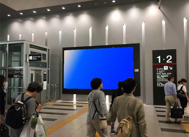 大阪駅BIGデジタルサイネージ