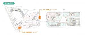 グランフロント大阪MAP3F_7F
