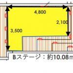 品川プリンスホテル いちょう坂イベントステージA・B・C
