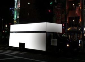 アメリカントラック3号車LEDversion夜間