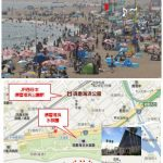 須磨海水浴場東浜