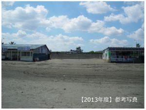 江ノ島東浜海岸・フリースペース1